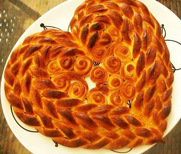 Разделка теста для сдобных изделий фото красивые булочки