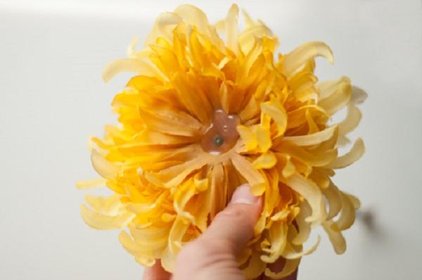 картины из гипса цветы
