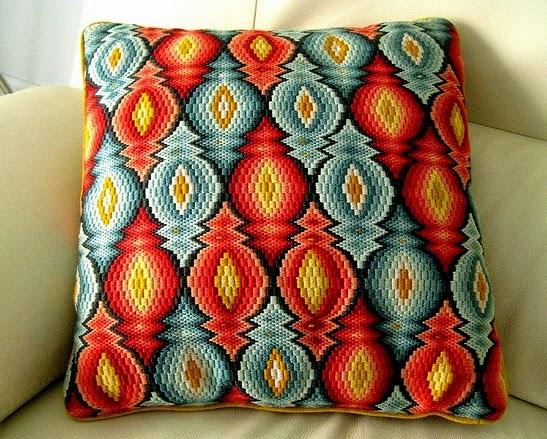Вышивка «Барджелло» — узоры и схемы
