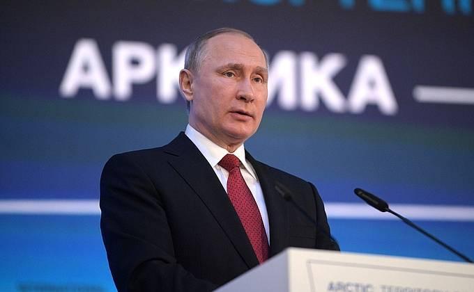 Путин прокомментировал митинги Навального