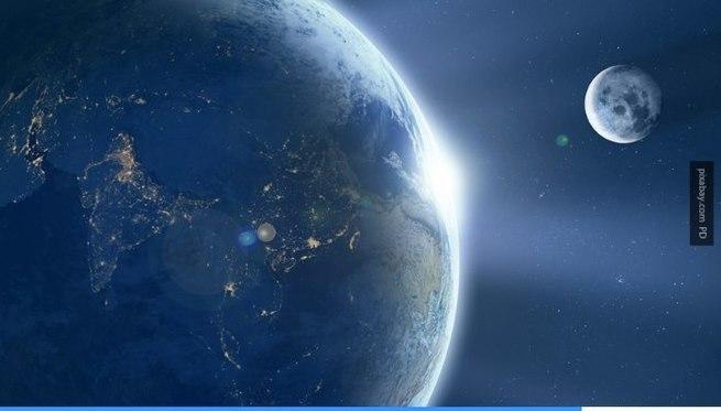 Тревога западных СМИ: Россия колонизирует Луну и станет сверхдержавой