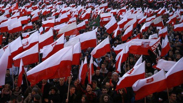 Страна победившего национализма