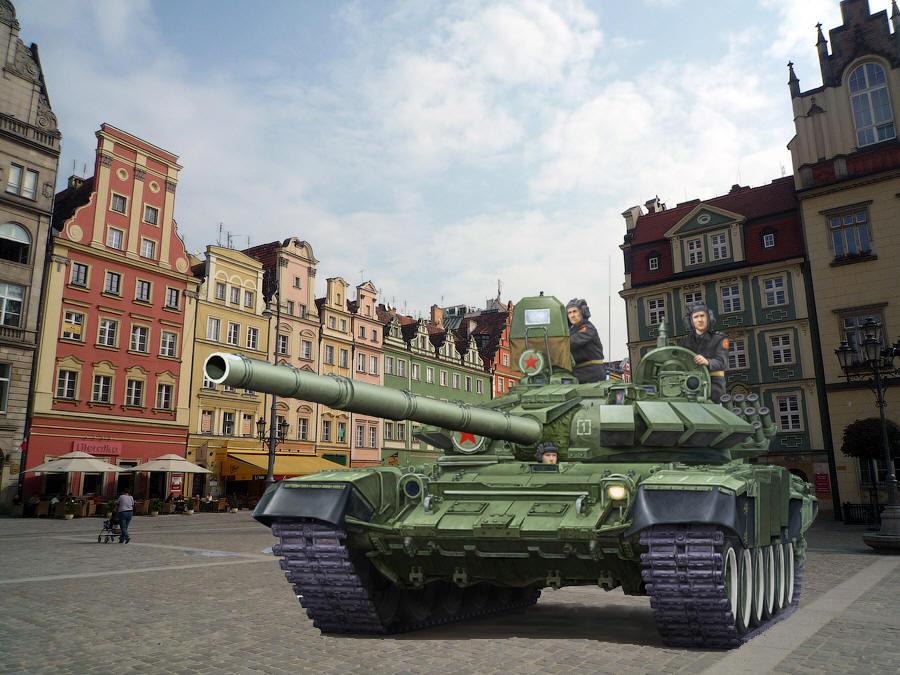 Европа напугана возможным ответом России на украинские события