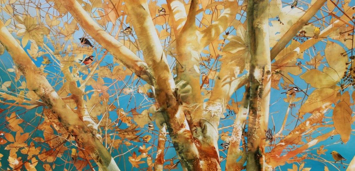 Светлая гармония мира на полотнах Кей Браднер