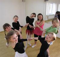 Танцы для детей (онлайн урок)