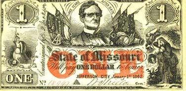 Доллар из Миссурии