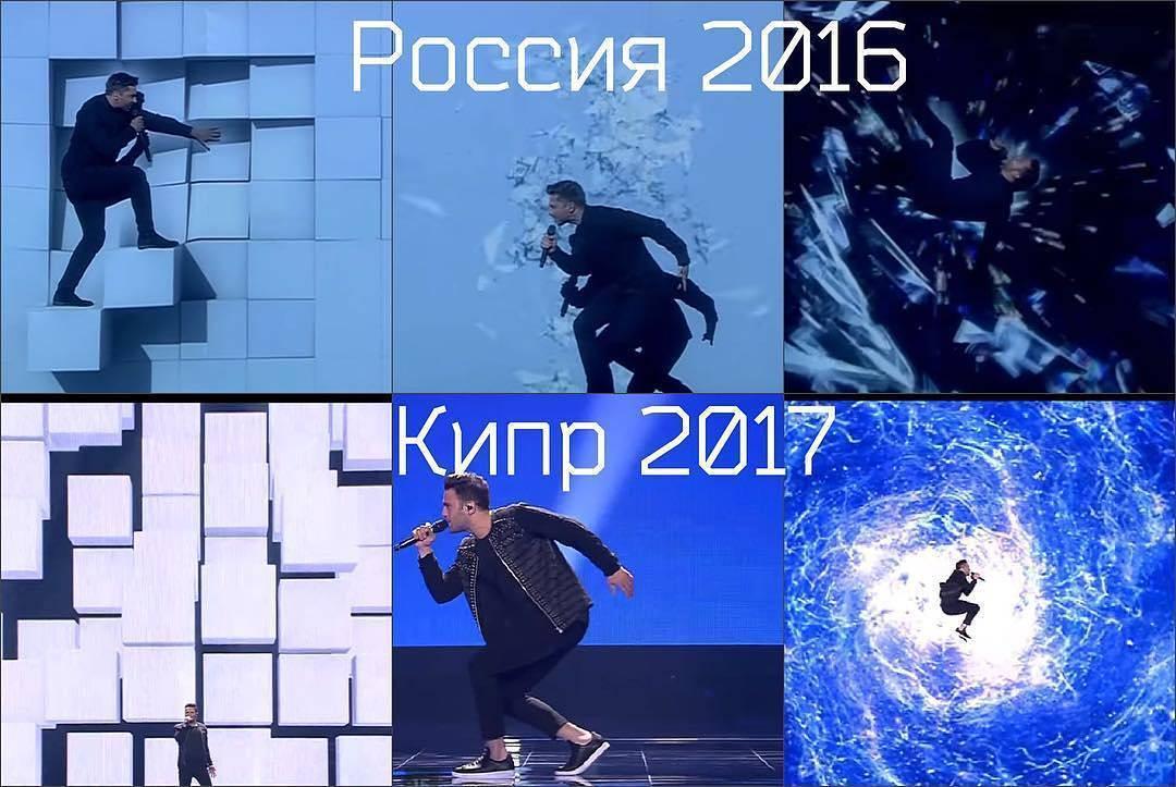 "Конфуз на ""Евровидении"": участника обвинили в плагиате Лазарева"