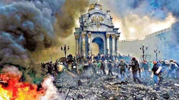 «Нам стреляли в спину»: откровения бойца «Беркута» о Евромайдане