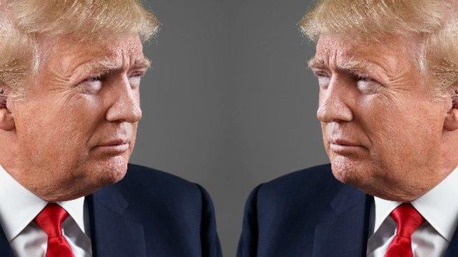 Ах милый и ужасный Трамп