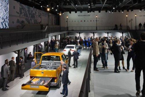 Парижский автосалон 2014