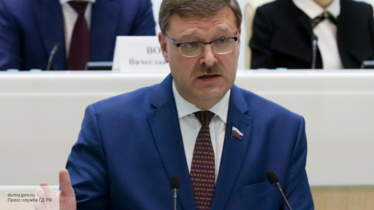 В России заявили: США из-за поддержки ВСУ станут стороной конфликта на Донбассе
