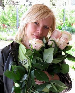 Юлия Тадеуш - розовод