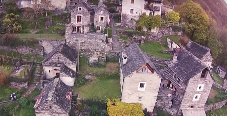 Самую маленькую деревню в Швейцарии превратят в гостиницу