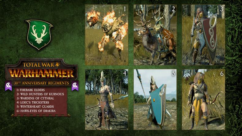 Total War: Warhammer бесплатно получит 30 элитных типов войск