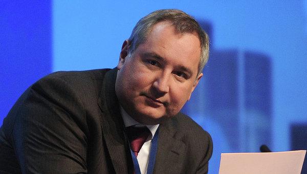"""Рогозин назвал """"тормозом"""" главу МИД Украины"""