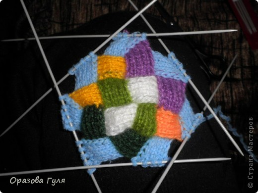 Гардероб Мастер-класс Вязание спицами Носки плетенкой мастер-класс Пряжа фото 32