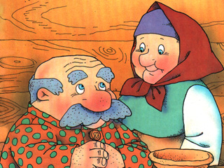 pritchi o lyubvi  Притча про любовь: Старик и старуха
