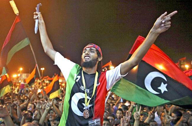 Новая Арабская весна приходит в мусульманский мир
