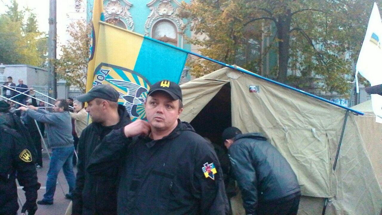 Саакашвили о Порошенко: В ближайшие недели мы заберем у них все