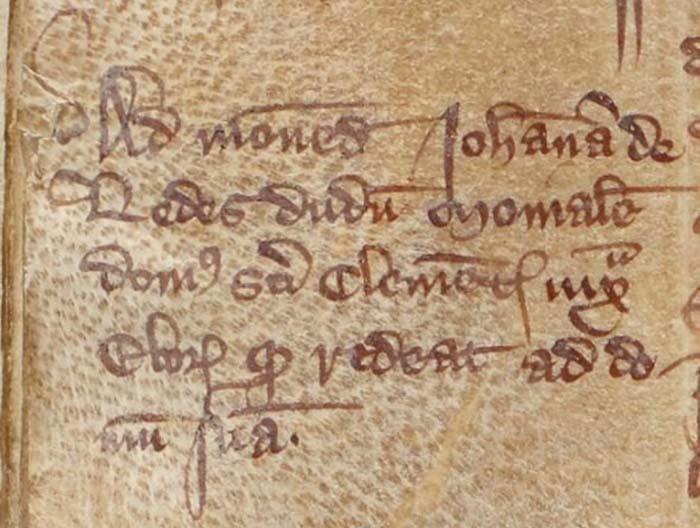 История монахини, которой удалось сбежать из обители в XIV веке