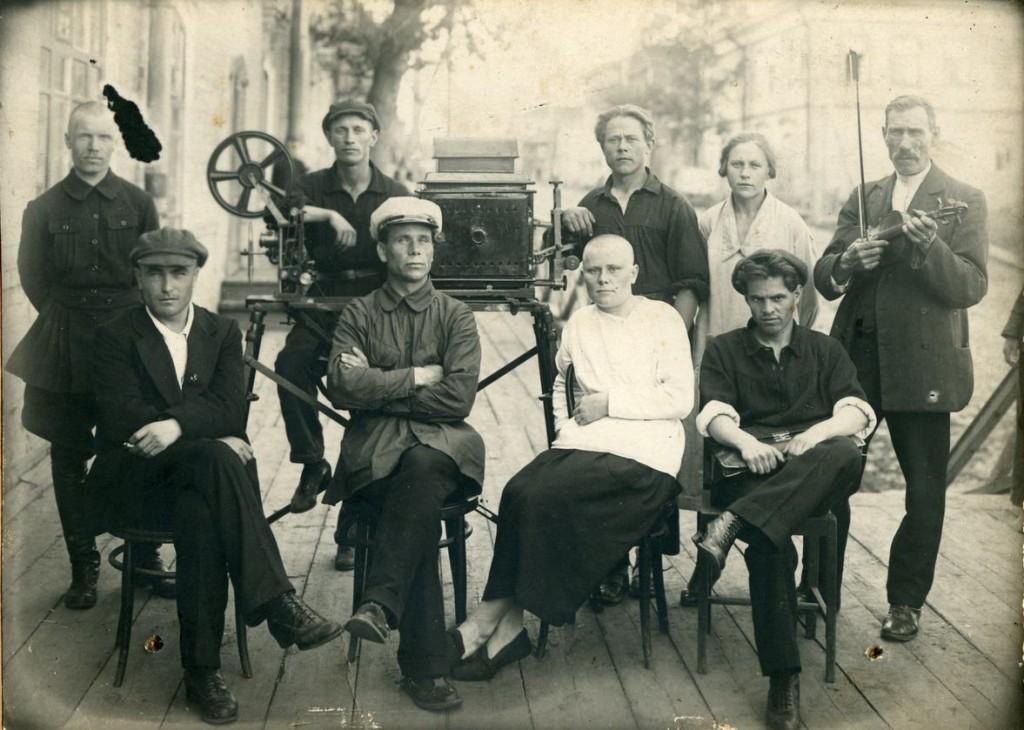 Фабричный  и клубный комитет