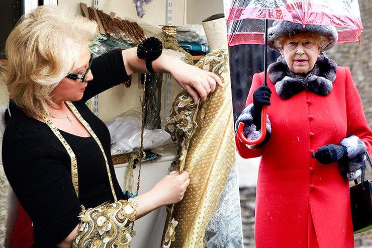 Стиль по‑королевски: кто создает платья Елизаветы II