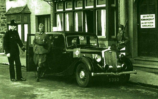 Как англичане предали Англию Гитлеру