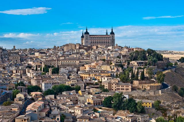 10 самых красивых мест Испании
