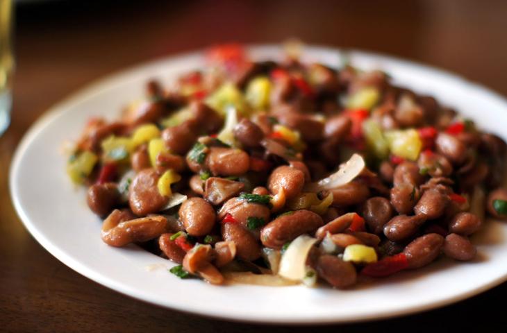 Блюда с картошкой и салом в духовке