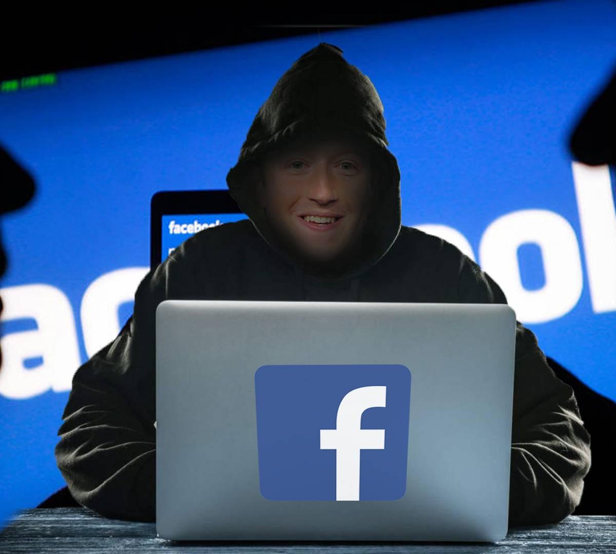 Facebook уличили в промывке …