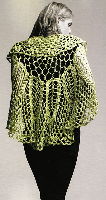 Ravelry: Chrysanthemum Tea Shawl pattern by Doris Chan: