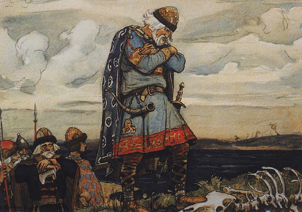 О титуле «великий князь русский»