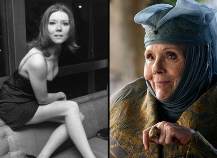 Актеры сериала «Игра престолов» тогда и сейчас