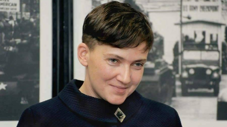 Савченко признала, что опубликовала устаревшие списки пленных