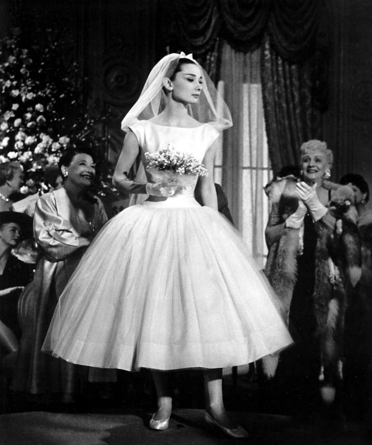 Одри Хепберн в Givenchy