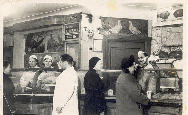 Рынки Советского Союза: было всё, и даже больше!