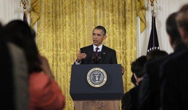 Обама заявил остремлении кконструктивным отношениям сРоссией