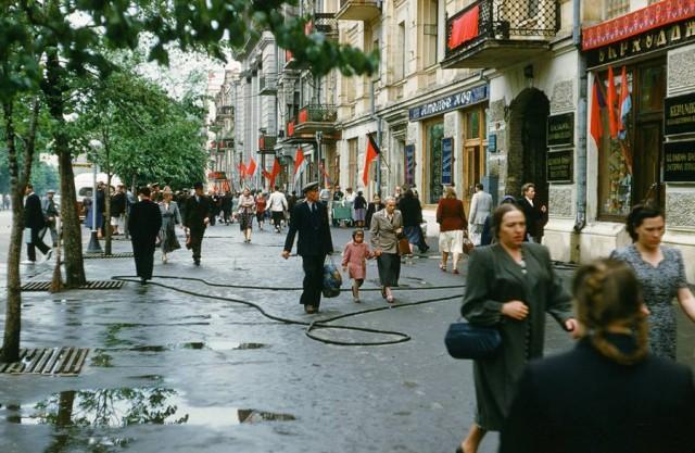 Москва 1952-1954