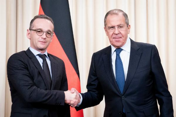 Затягивание процесса: Лавров прокомментировал предложения ФРГ по Керченскому проливу