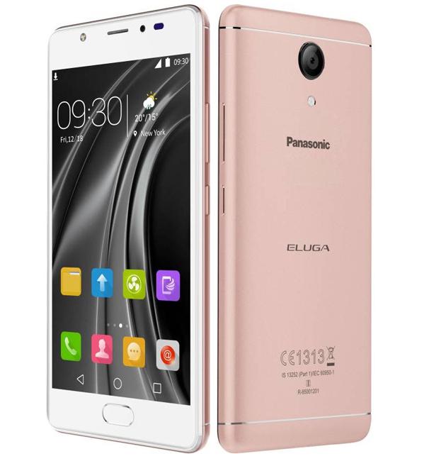 Анонсированы недорогие смартфоны Panasonic Eluga Ray Max и Eluga Ray X