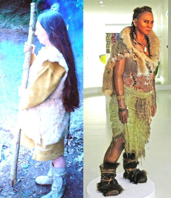 Модные тенденции — стиль одежды древних людей в современной моде