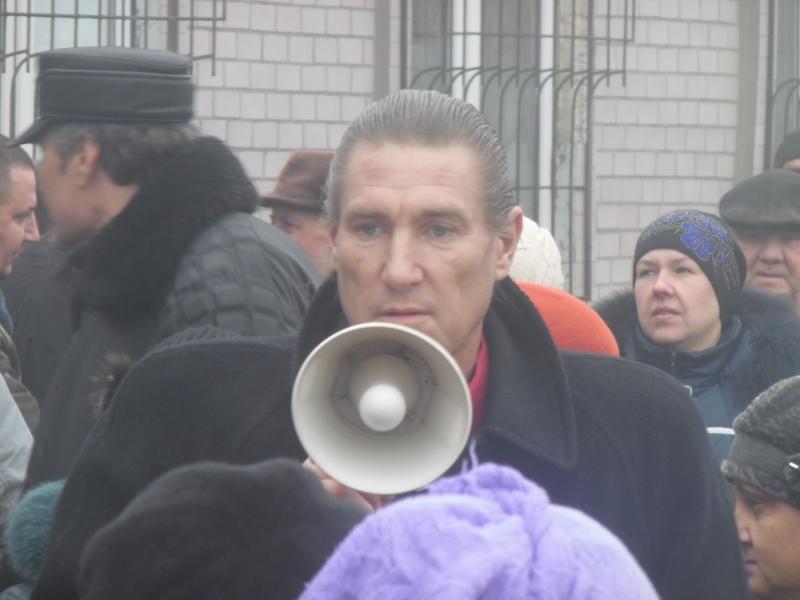 Репрессии: на Херсонщине идет судилище режима над лидером партии «Спас» Эдуардом Коваленко