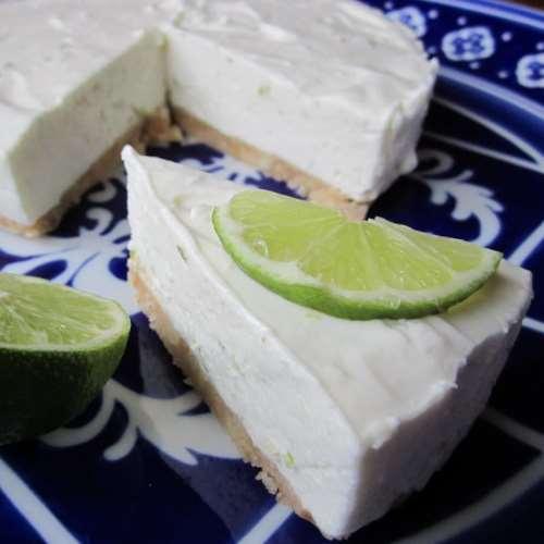 Творожный чизкейк с лимоном