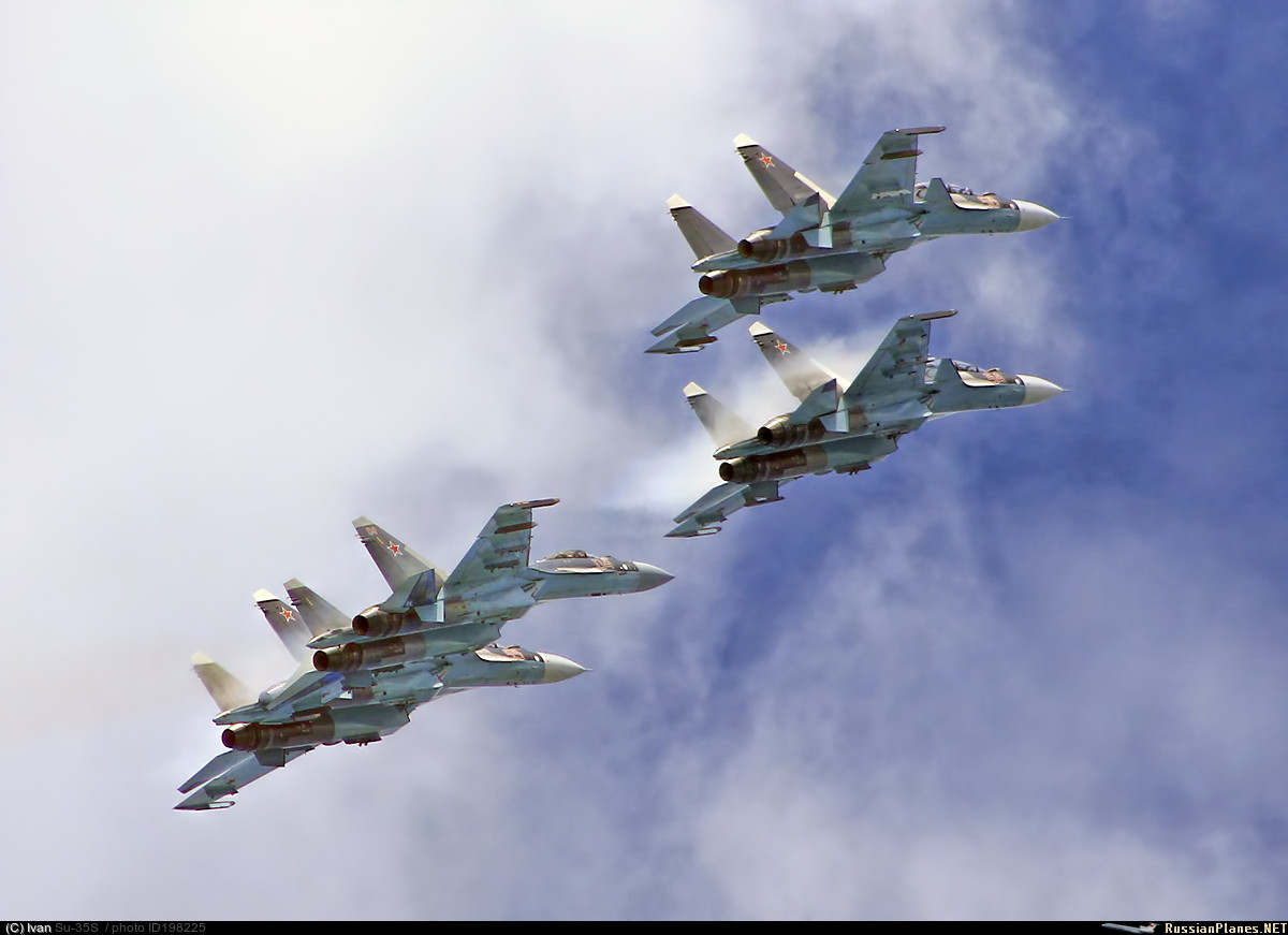 ВКС России планируют иметь 700 истребителей