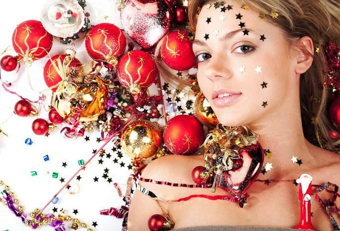 В чем встречать Новый год 2015 - выбираем украшения для Синей Козы