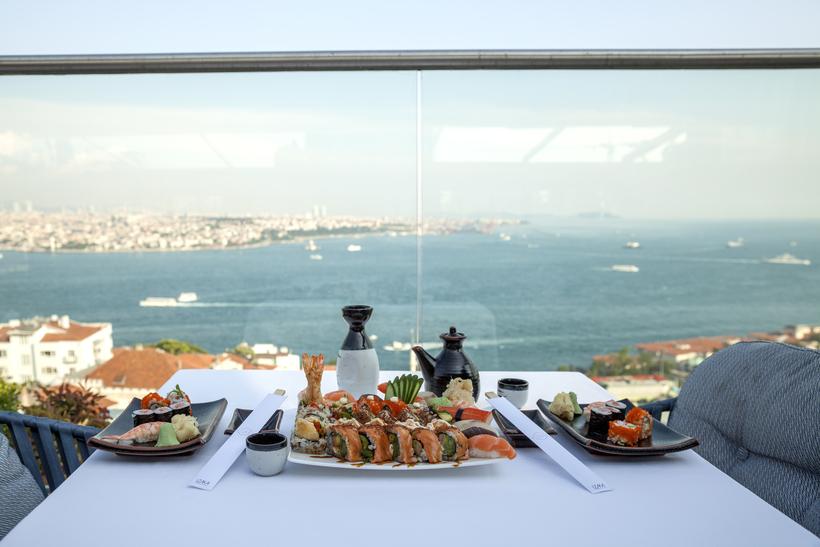 CVK Park Bosphorus — Босфор, Босфор и ещё раз Босфор