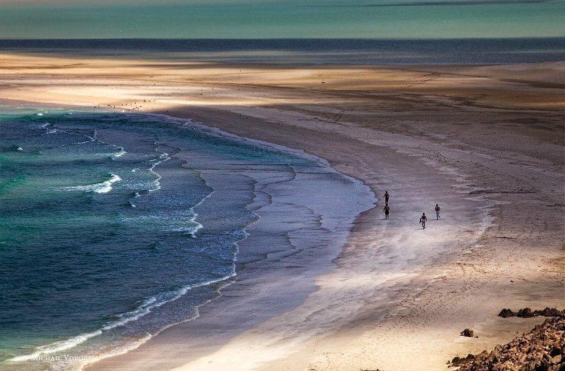 Остров, где растут фантастические деревья, а на пляжах раскинулись огромные дюны