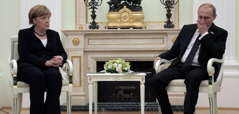 Западные голоса: Путин обманывает планету!