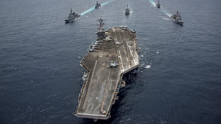 National Interest: Россия и Китай могут навсегда поставить крест на авианосцах США