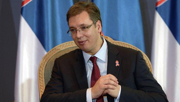 Сербия выбрала НАТО и ЕС без Косово